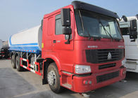 Euro 2 HOWO 6X4 Water Sprinkler Truck Permission Loading Capacity 22 Ton