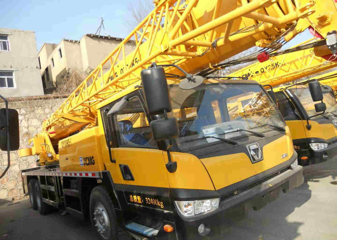 Easily Operation XCMG Truck Crane QY30K5-I 40 Meters 30 Ton Crane Truck
