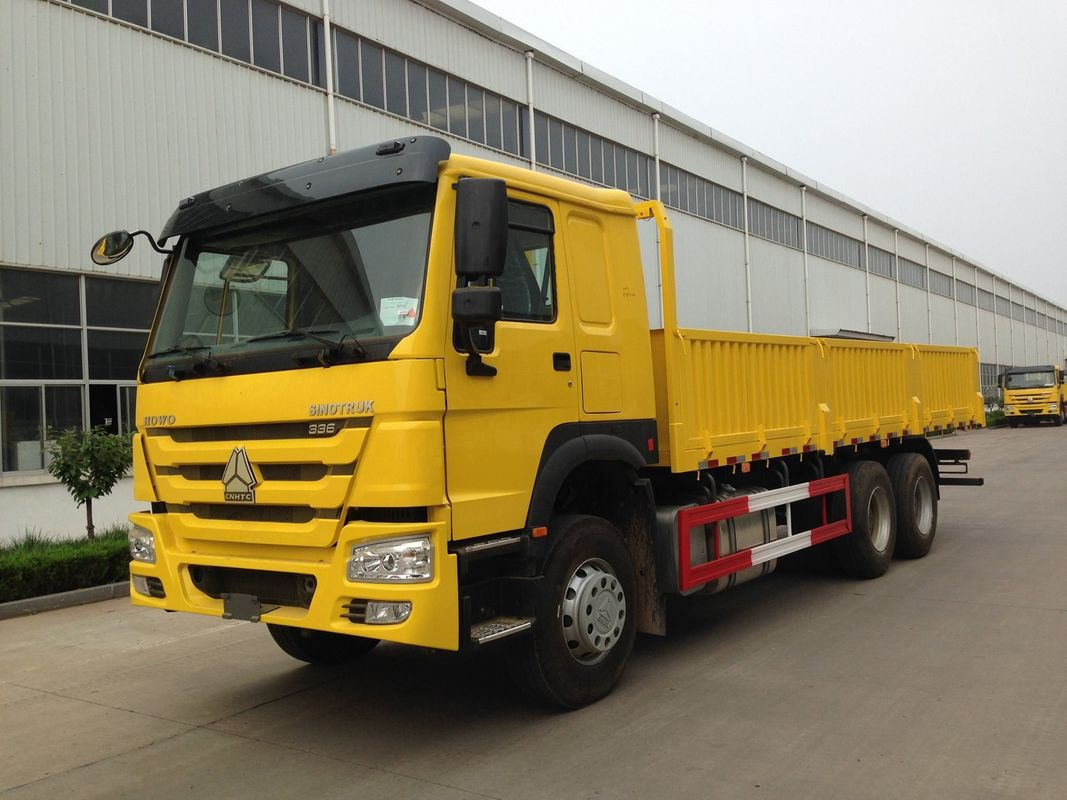 Customized Heavy Cargo Truck SINOTRUK HOWO 6x4 10 Wheeler Cargo Truck
